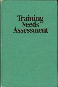 Training Needs Assessment (Techniques in Training and...