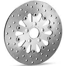 H-D Teardrop Floating Brake Rotors 44367-00