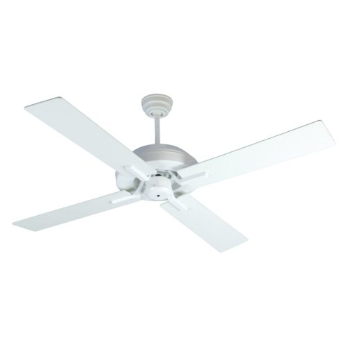 Craftmade SB52W South Beach 52-in. Outdoor Ceiling Fan - White