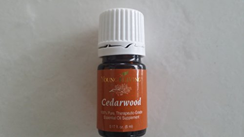 Cedarwood 5 milliliter  Young Living Essential Oils