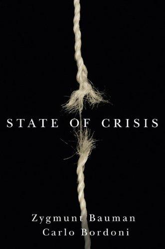 State of Crisis - Zygmunt Bauman,Carlo Bordoni