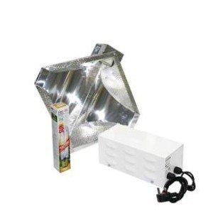 Maxibright 400W Diamond Reflector, Ipac Ballast, Complete Kit