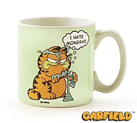 Licensed Garfield The Cat