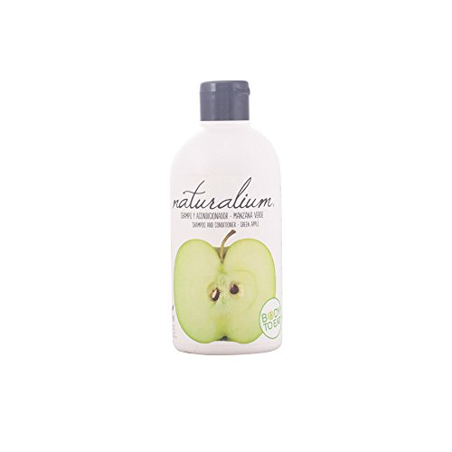 Naturalium Green Apple & Shampoo - 400 ml