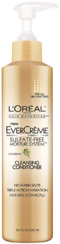 L'Oreal Evercreme Cleansing Conditioner, 8.3 Fluid Ounce