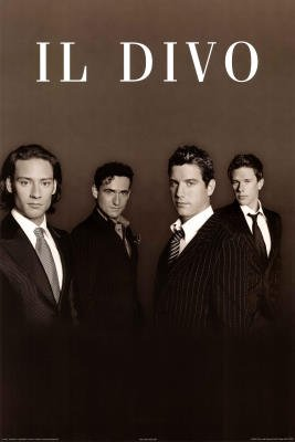 Nmr/Aquarius Il Divo Poster