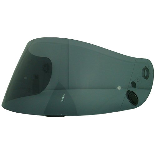 HJC HJ-09 Shield / Visor Gold,Silver,Blue,Smoke,Clear, Pinlock Ready,for AC-12, CL-15, CL-16,CL-17,CL-SP,CS-R1,CS-R2,FS-10, FS-15, IS-16, FG-15, Kawasaki ZX, Kawasaki ZXSP, and Joe Rocket RKT101,RKT201 and RKT-Prime helmets, Bike Racing Motorcycle Helmet Accessories - Made in Korea (Smoke)