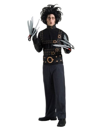 Edward Scissorhands Adult Std Adult Mens Costume