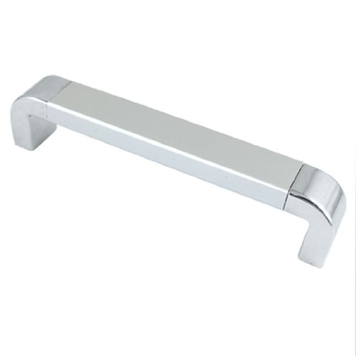 Satin Nickel Knob Pull Handle Hardware for Cupboard Cabinets Door - 1