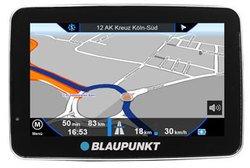 Blaupunkt 1081234510001EUR GPS Noir