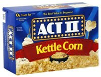 Act Ii Kettle Korn 16.50Oz (Pack Of 18)