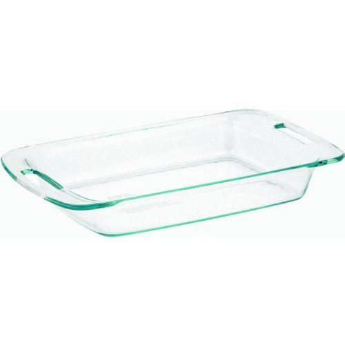 Pyrex Oblong Dish 3 Qt. World Kitchen B00C4TSDM2