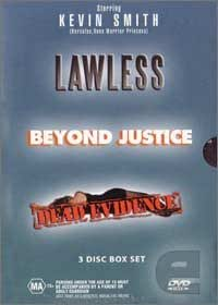 Lawless Trilogy (Lawless / Lawless: Beyond Justice / Lawless: Dead Evidence) [Region 4]
