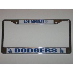 Amazon Com Los Angeles Dodgers Durable Metal License