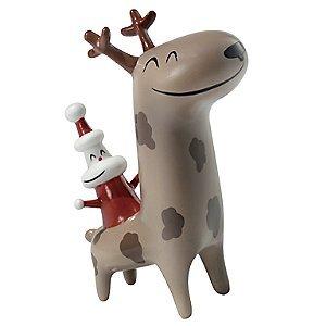 Alessi Christmas Cowboy Figurine