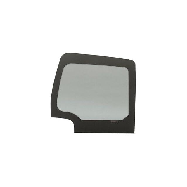 CRL 2007+ OEM Design All Glass Look Sprinter Van Fixed Passenger Side Rear Door Window for 170 and 144 Wheel Base Van 24 11/16 x 22 1/16