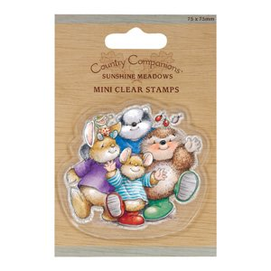 Country Companions Motivstempel Country Companions - Group