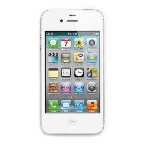 BRAND NEW VERIZON APPLE IPHONE 4S 16GB WHITE 8MP WI-FI TOUCH SMARTPHONE (WITHOUT CONTRACT PHONE)