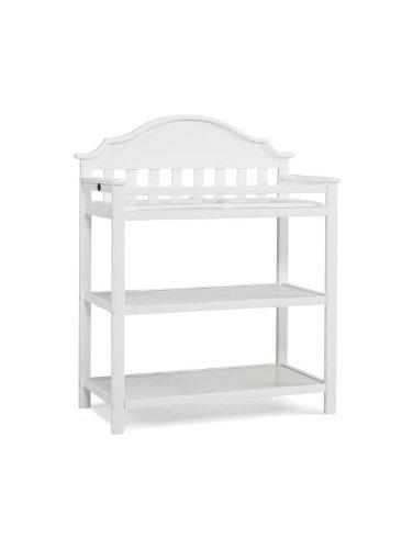 Serta Hanover Dressing Table, Classic White