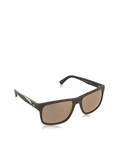 Emporio Armani Gafas de Sol 4071 55094Z (56 mm) Marrón