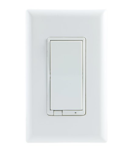 ge z wave wireless lighting control onoff switch in wall z wave plus 14291 top smart home store ge wave wireless lighting control