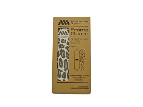 All Mountain Style Kit Schutz Rahmen 9-teilig Cheetah
