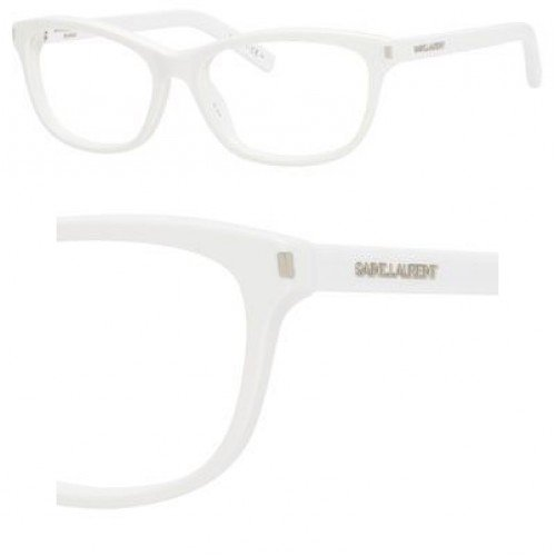 Yves Saint Laurent Yves Saint Laurent Sl 12 Eyeglasses-0FMZ White-54mm