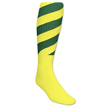 Buy Red Lion Tornado Socks (Yellow Green) by Red Lion