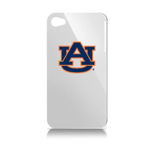 Tribeca FVA4876 Varsity Jacket White Solo - iPhone 4 - Auburn U - White at Amazon.com