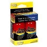 5-Hour Energy Living Essentials, Lemon-Lime, 2 Ct.