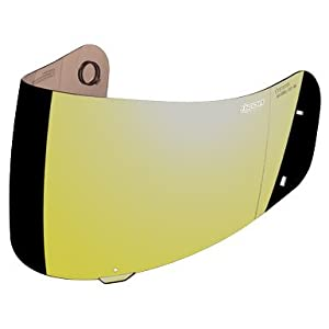 Icon Proshield (New Alliance) Domain 2 II Airframe Shield RST Mirror Gold