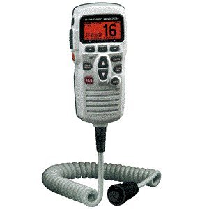 Standard STD-CMP30W RAM3 Remote Control/Microphone with Integral Speaker (White)