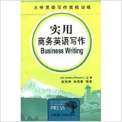 Effective business writing skills book