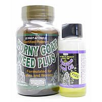 Only Natural Horny Goat Weed Plus 60 cap ( Multi-Pack)