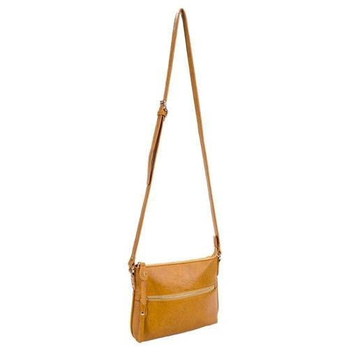 Parinda-11134-ASHEN-Textured-Faux-Leather-Crossbody-Bag-Mustard-Tan