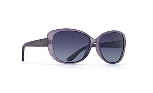 Invu Oversized Sunglasses (Black) (B2515-C)