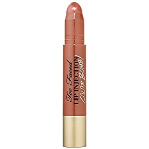 Too Faced Lip Injection Color Bomb! Moisture Plumping Lip Tint Never Enough Nude 0.10 oz from Too Faced
