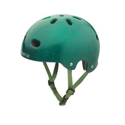 Buy Low Price Pryme 8 V2 Helmet, – XS/SM (52-55 cm), Bass Boat Green Metallic Flake w/Green Straps (B003CO9B7E)