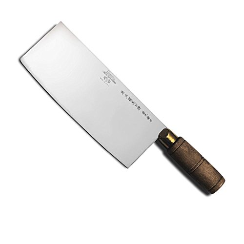 Dexter Russell 8915 Traditional Walnut Handle 8 In Chinese Chefs Knife