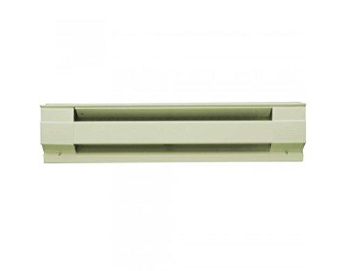 Cadet Electric Baseboard Heater, 240/208V 2500/2000 Watts 96