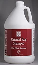 MasterBlend - Oriental Rug Shampoo - Fine Fabric Shampoo - Concentrate - 1 Gallon - 120206