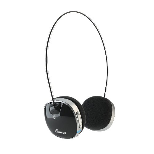 Impecca Bluetooth Stereo Headset with Built in Microphone - Black Impecca Bluetooth Headsets autotags B007BRYXIK