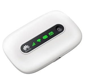 Huawei E5331 MIFI Wifi Router Modem 21Mbit Weiß (DE Version, original Huawei ohne Branding)
