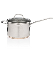 20cm Copper Base Saucepan