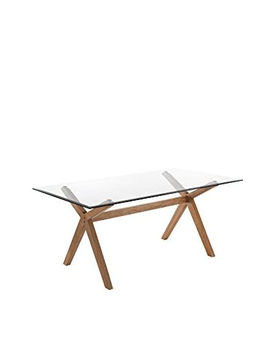 Contemporary Wood Tisch Kyra-X