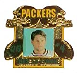 Brett Favre Photo Pin at Amazon.com