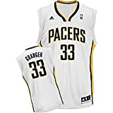 NBA Indiana Pacers Danny Granger Youth 8-20 Replica Home Jersey, Medium, White at Amazon.com