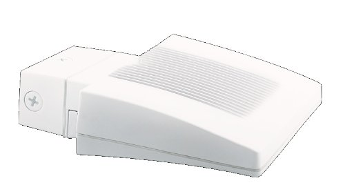 Rab Wpled26W Lpack Wallpack 26W Cool Color 5200K Led With Backplate And Junc Box, White Color