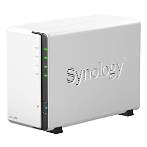 Synology DiskStation 2-Bay (Diskless) Network Attached Storage DS213air