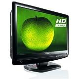 """Toshiba 22DV555DB - 22"""" Widescreen HD Ready LCD TV/DVD Combi - Glossy Blackby Toshiba"""